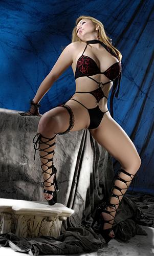 Jessica Kolumbien, AV Lady!